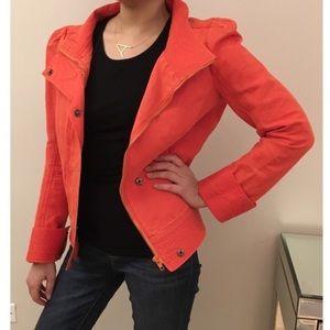 DVF cropped jacket - SAMPLE
